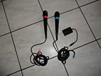 Mikrofone PlayStation 2 Mikrofone PlayStation 3 Mikrofone PlayStation 4