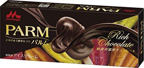 森永乳業 PARM 魅惑の濃厚チョコレート80ml×24箱