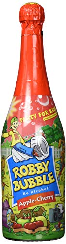 Robby Bubble Apple-Cherry Alkoholfrei (1 x 0.75 l)