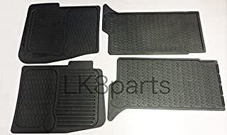 Proper Spec Land Rover Discovery 2 99-04 Rubber Floor MATS Set STC50048AA Genuine
