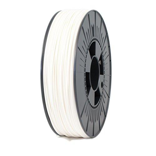 ICE Filaments PLA filament, 1.75mm, 0.75 kg, Blanc (Wondrous White)