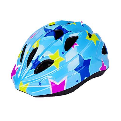 XXLLQ Casco Bicicleta Bebe Helmet Bici Ciclismo para Niño - Cascos para...