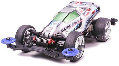 Mini4WD Super Sabre RS