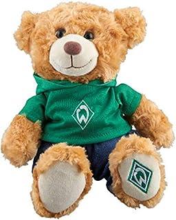 Werder Bremen SV Kuscheltier/Teddy/Plüschteddy /  Raute