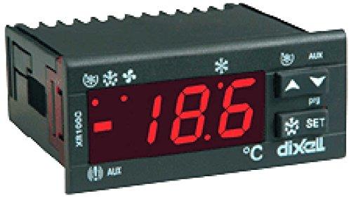 Elektronische regelaar Dixell XR 420 C, 230 V, 20 A, paneel