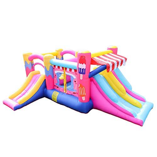 Spielplatz Fitnessgeräte - Spielplatz Fitnessgeräte in Color, Größe 520*275*205cm