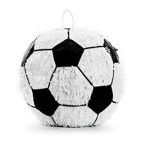 DekoHaus Piñata Fußball 35x35x35cm Partyzubehör