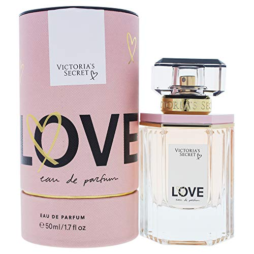 Victoria's Secret LOVE Eau De Parfum EDP 50ml