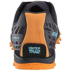 ALTRA Men's AFM1852G King MT 1.5 Trail Running Shoe, Black/Orange - 11 M US