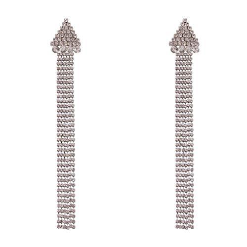 UINGKID Damen Ohrringe Mode Ohrstecker Vintage Einfache Europäische und Amerikanische Wild schmuck