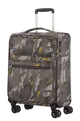 American Tourister Matchup Hand Luggage 55 Centimeters 42 Grey (Camo Grey)