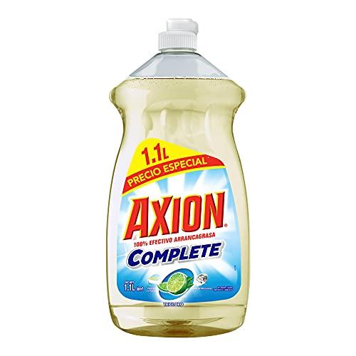fibra verde para lavar trastes fabricante Axión Complete