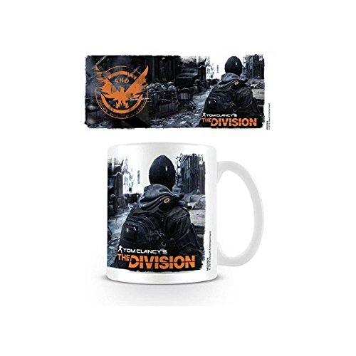 Tom Clancy's The Division Panorama Tasse Standard