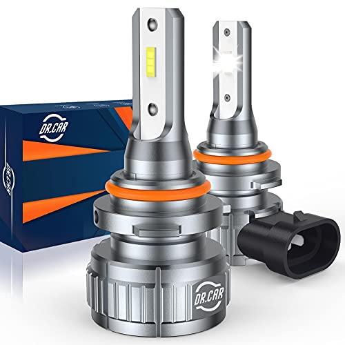 DR.CAR 9005/HB3 LED Headlight Bulb, 300%...