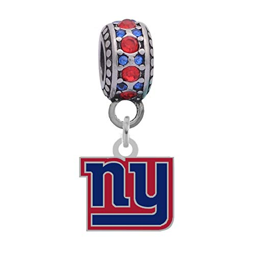Logo Charm Compatible With Pandora Style Bracelets. Can also be worn as a necklace (Included.)