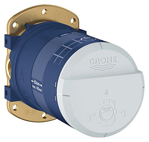 Grohe 26484000 Rainshower Smartbox Unterputz-Einbaukörper mit Wassersparpunktion, DN 15