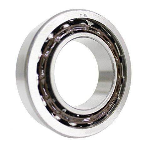 7207 B offenes Schrägkugellager 35x72x17 mm/Druckwinkel 40° / glasfaserverstärkter Polyamidkäfig (TN) 7207B Schräglager