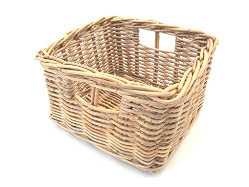 Korbhaus Gesthüsen Natural Rattan Shelf Basket Drawer Basket Size 3 50 x 50 x 30
