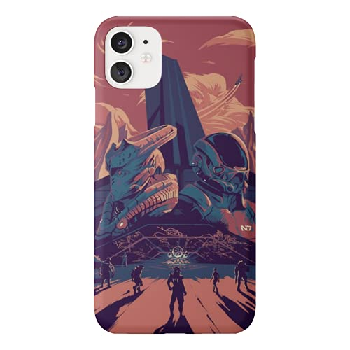 Mass Effect Andromeda Tribute Phone Case Hard Plastic Protective Smartphone Mobile Cover Funny For - Huawei P10 Lite