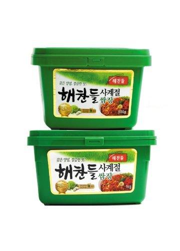 ヘチャンドル・四季節サムジャン 500g■韓国食品■韓国調味料■ヘチャンドル