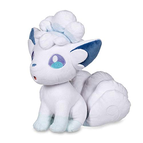 Kidsheaven Cute Alola Vulpix Animal Toys Plush Doll 7 inches Xmas Gift