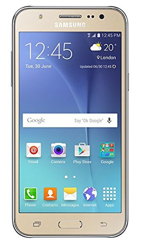 Samsung Galaxy J5 Dual SIM 8 GB, gold, J500