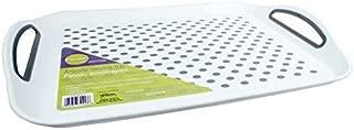 Rectangular Anti Slip Tray, Non-slip Serving Tray