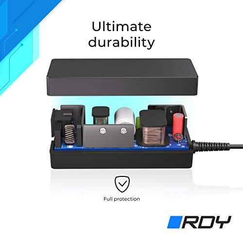 RDY 45W 19V 2.37A Laptop Ladegerät Netzteil für ASUS R540 X200C X200M X201E X202E Vivobook F201E S200E ZenBook UX31A UX32V Ladekabel Notebook Stromversorgung Stecker: 4.0 x 1.35mm