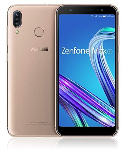 エイスース ASUS ZenFone Max (M1) サンライトゴールド[5.5インチ/メモリ 3GB/ストレージ 32GB] ZB555KL-GD32S3