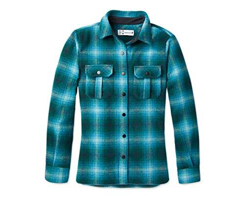 Smartwool Anchor Line Shirt Jacket Everglade XS