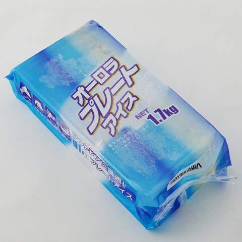 MC オーロラプレートアイス 1.7KG 【冷凍・冷蔵】 3個
