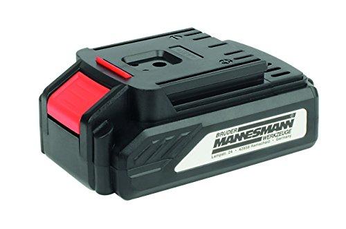 Brüder Mannesmann Werkzeuge M17641 Batterie de Rechange Lithium-ION 20 V