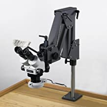 New Microscope Jewelry Inlaid Stand Multi-Directional For Micro-Setting Tools