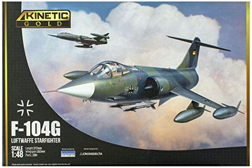 Kinetic F-104G Germany Air Force and Marine in 1:48 5348083