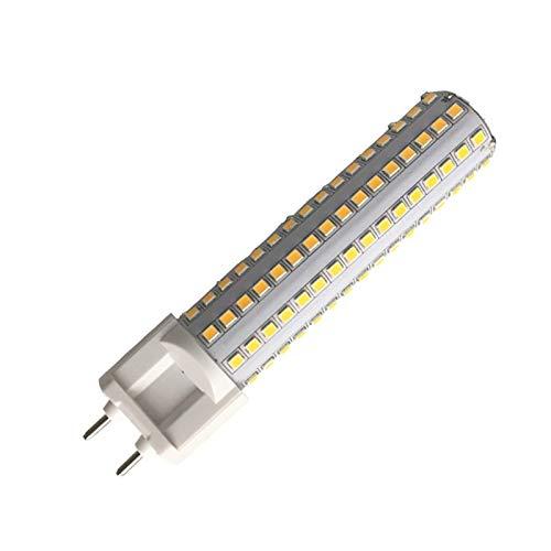 WFBD-CN LED lichten 15W LED de la lámpara LED del maíz lámpara G12 G12 alternativamente lámpara halógena CDM-T 100W (Size : Cold White6000K)