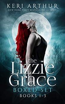 The Lizzie Grace Box Set: Books 1-3 (The Lizzie Grace Series) by [Keri Arthur]