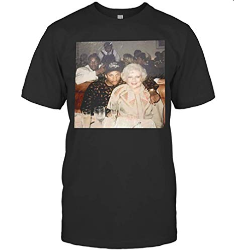 """Dr Dre €"""" Eazy E and Betty White T Shirt Hoodie for Men, Women Full Size."""