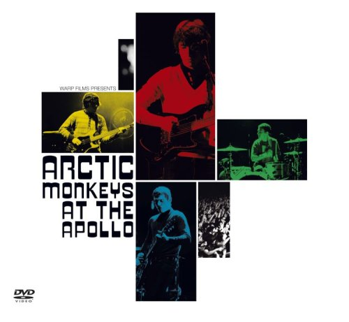 Arctic Monkeys at the Apollo [DVD-AUDIO]