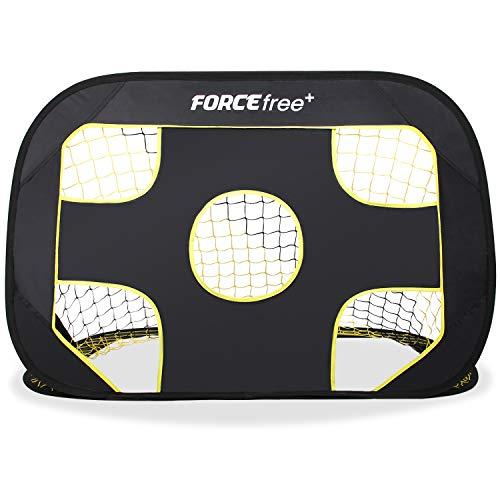 Forcefree+ Kids Soccer Goal - Portable Pop-Up Soccer Net Goal for Kids Training or Yard Games