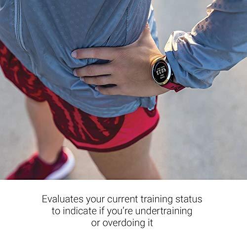 Montre Garmin Forerunner 645 Musique, GPS Paiements sans Contact Course Fréquence Cardiaque - 2