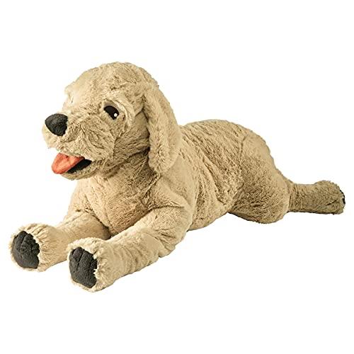 IKEA Stofftier GOSIG GOLDEN - Plüsch-Hund Retriever mit 70cm länge - sehr weich und kuschelig - sicherheitsgetestet - maschinenwaschbar
