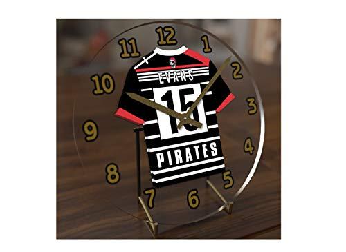 MyShirt123 Aviva orologio da tavolo Premier Hip Rugby Club Jersey
