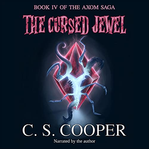 The Cursed Jewel cover art