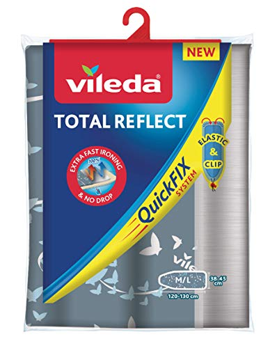 Vileda Total Reflect - Funda de planchar