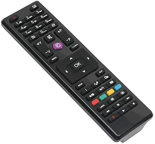 ALLIMITY RC4875 Telecomando Sostituito per Telefunken 30087730 RC-4875
