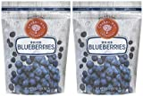 Delicious Ingredients and Grown in the USA: Fuel your body with this delicious pack of Two 6oz reusable/sealed bags of Cherry Bay Orchards dried Blueberries. Plucked from our beautiful orchards in Northern Michigan, then dried using specialized metho...