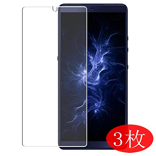 【3 Pack】 Synvy Screen Protector for Smartisan Nut Pro 2S(Smartisan Pro 2S) TPU Flexible HD Film Protective Protectors [Not Tempered Glass]