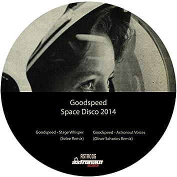 Space Disco 2014