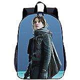 Mochila casual Rogue One Una historia de Star Wars Mochila escolar para niñas, mochila escolar para adolescentes, mochila para mujeres, mochila ergonómica para niños, mochila informal, mochila escolar