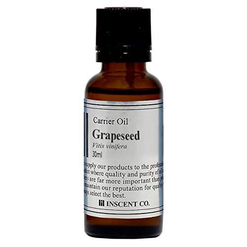 グレープシードオイル [精製] 30ml キャリアオイル (植物油 ベースオイル)